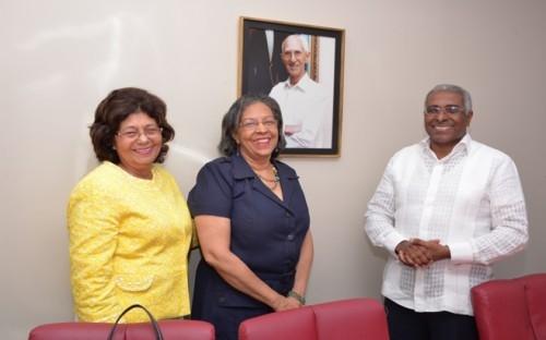 Inauguran Salón Hno Alfredo Morales
